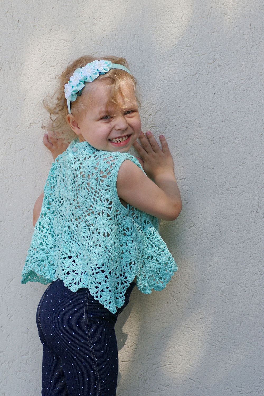 Baby & Toddler Clothing Girls Crochet Top Size 3 Clothing, Shoes & Accessories